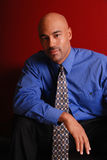 Homem de negócio atrativo. Imagem de Stock Royalty Free