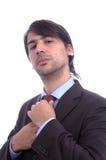 Homem de negócio bem sucedido Imagens de Stock
