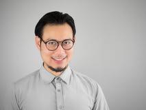 Homem de negócio de Confidense Fotografia de Stock