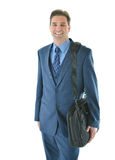 Homem de negócio de viagem Fotos de Stock