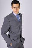 Homem de negócio de vista fresco Foto de Stock