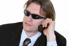 Homem de negócio fresco Imagens de Stock
