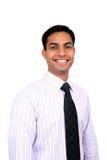 Homem de negócio indiano Foto de Stock