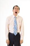Homem de negócio Tired Imagem de Stock