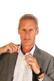 Homem de negócio Tired Fotos de Stock