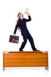 Homem de negócios árabe Imagens de Stock