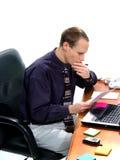 Homem de negócios 10 Fotografia de Stock