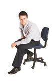 Homem de negócios #100 Imagens de Stock Royalty Free