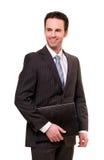Homem de negócios. imagens de stock royalty free