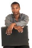 Homem de negócios #143 fotos de stock royalty free