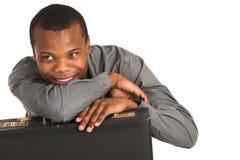Homem de negócios #146 Foto de Stock Royalty Free