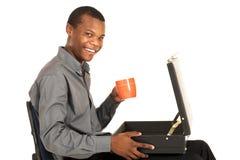 Homem de negócios #160 imagens de stock royalty free