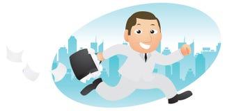 Homem de negócios Ilustração do Vetor