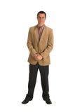 Homem de negócios #189 Fotos de Stock Royalty Free