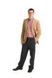 Homem de negócios #194 Fotografia de Stock Royalty Free