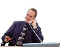 Homem de negócios 2 Imagens de Stock