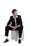 Homem de negócios Foto de Stock