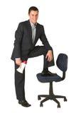 Homem de negócios #252 Fotos de Stock
