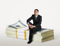 Homem de negócios Fotografia de Stock