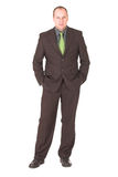 Homem de negócios #3 Imagem de Stock Royalty Free