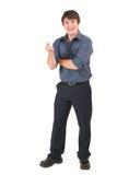 Homem de negócios #63 Imagens de Stock Royalty Free