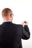 Homem de negócios #7 fotos de stock royalty free