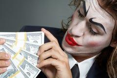 Homem de negócios ativo Imagens de Stock
