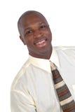 Homem de negócios atrativo Fotografia de Stock
