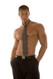 Homem de negócios com atitude confiável Fotos de Stock Royalty Free