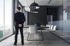 Homem de negócios In Conference Room Foto de Stock