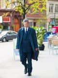 Homem de negócios em Londres Fotos de Stock Royalty Free
