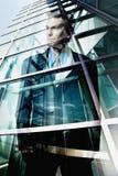 Homem de negócios em Los Angeles Imagem de Stock