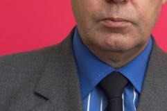 Homem de negócios envelhecido médio Fotografia de Stock