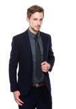 Homem de negócios europeu Imagem de Stock
