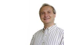 Homem de negócios feliz Imagem de Stock