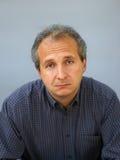 Homem de negócios infeliz Fotos de Stock Royalty Free