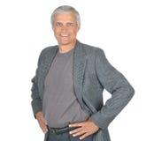 Homem de negócios ocasional Fotos de Stock