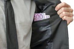 Conceito da corrupção fotografia de stock royalty free