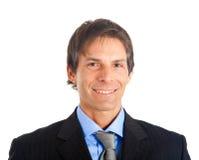 Homem de negócios superior Imagem de Stock Royalty Free