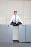 Homem de negócios v3 Foto de Stock