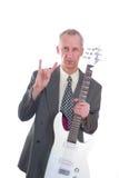 Homem de negócio de balanço Imagens de Stock Royalty Free