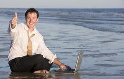 Homem de negócios Imagens de Stock Royalty Free