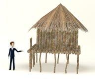 Personagem de banda desenhada com casa japonesa 14 imagens for Piani casa africani gratis