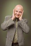 Homem de negócios fresco Fotos de Stock Royalty Free
