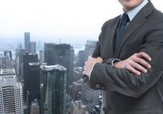 Homem de negócios profissional Fotografia de Stock
