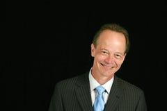 Homem de negócios sênior Fotos de Stock Royalty Free