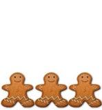 Homem de pão-de-espécie ilustração stock