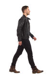 Homem de passeio Fotografia de Stock