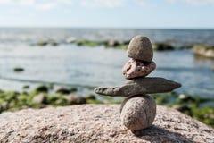Homem de pedra Fotografia de Stock