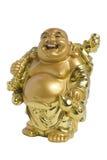 Homem de riso gordo | Isolado Imagens de Stock